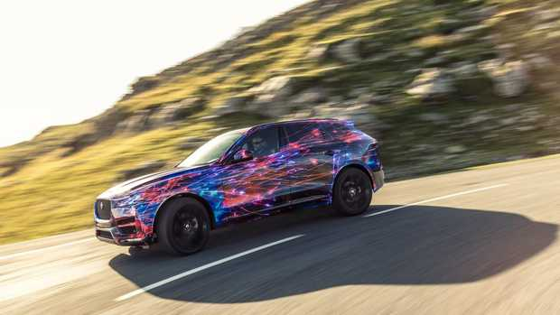 First Jaguar SUV will be a rival to BMW X3, Audi Q5 and Land Rover Discovery Sport