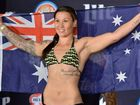 FORMER Gympie mother of two and international cage fighting phenomenon, Arlene Blencowe will be fighting to continue her rocket ride to stardom in the USA.