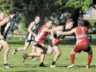 BYRON Bay is undefeated and the first team through to the local Aussie rules grand final.
