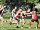 Unbeaten Byron Magpies first team through to local AFL final