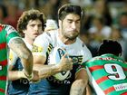 NORTH Queensland coach Paul Green admits he has no idea if either of his injured stars, James Tamou and