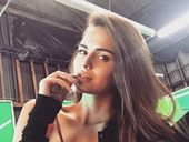 FORMER Playboy model Xenia Deli is rumoured to be dating Justin Bieber.