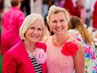 THE intertwined story of dignity and courage from Weengallon Picnic Pink Ladies Day NAB speakers Barb and Sally Johnstone received a standing ovation.