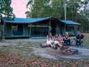 A STOP on the North Coast's historic trade route has been transformed by the O'Hanlon family into a camp ground with plenty of outdoor appeal.