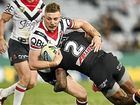 Roosters to face toughest fight of the season