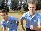 Boys run with nation's best in cross country competition
