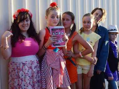 Yeppoon's Tegan Devine of Devine Drama and Dance is excited to see her students take the stage this weekend in two shows, Into the Forest and Mean Girls, at Yeppoon Little Theatre. Amy Haydock ROK