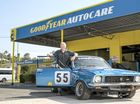 """BILAMBIL man Noel Davis has amazed his doctor as the once """"terminal"""" cancer patient prepares for yet another run in the iconic Australian Muscle Car Masters."""