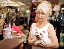 Uki millionaire takes on shoplifters