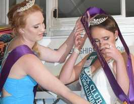 Tweed's 2015 Charity Queen is announced