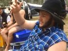 Gympie Muster campers swing into the spirit