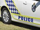 Man rushed to hospital after two vehicle crash at Booubyjan