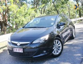 GALLERY: Holden Astra astonishes with sporty new look