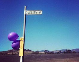 Wear purple today in honour of Jayde Kendall