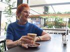 Pauline Hanson stops in at Gladstone