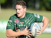 ONE game back from a month long suspension and Ipswich Jets backrower Sam Martin couldn't be more primed.