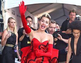 Miley Cyrus' breasts made Sir Paul McCartney uncomfortable