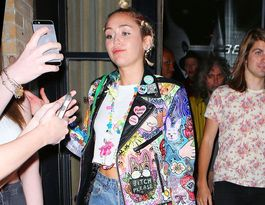 Miley Cyrus hits out at Nicki Minaj rant