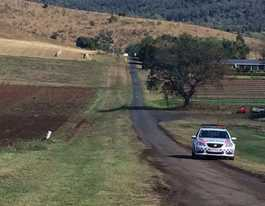 Police converge on rural area where murdered teen found