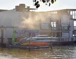 Fire scare at Noosaville riverside eatery