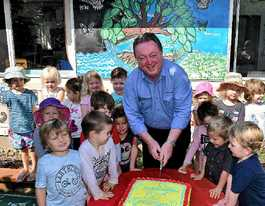 Kindy to look back proudly at 50 years of service