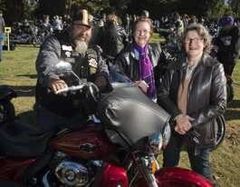 Toowoomba's Cruise for Cancer a thrill for Barbara