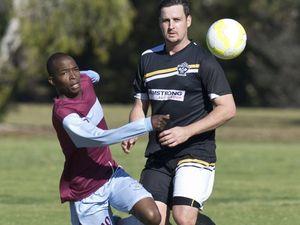 West Wanderers vs St Albans