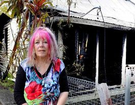 Heritage-listed cottage gutted by fire