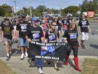 Memorial walk honours one-punch victim Lindsay Ede