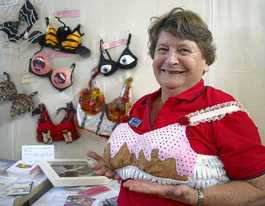Art, Craft and Garden Fair fills its creativity Quota