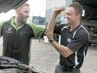 Mechanic urges fellow tradies not to put up with the pain
