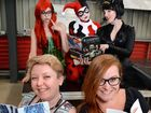 The first female Batman cartoonist visits Sugar City Con