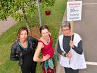 Stallholders, visitors see red over car parking fines