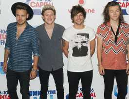 Simon Cowell: I want 1D to save last gig for 'The X Factor'