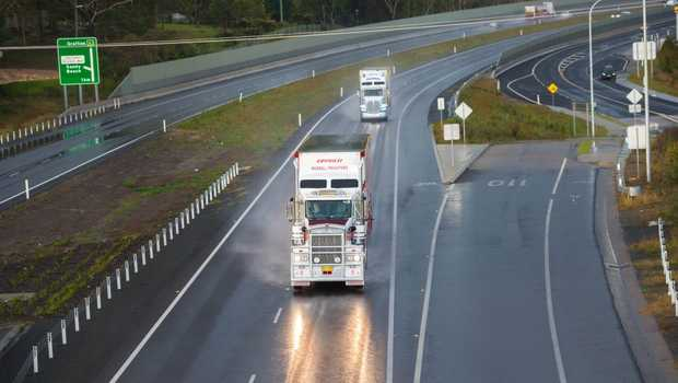 SPEED limits on sections of the Pacific Highway could be increased from 110km/h to 120km/h in dry conditions, NSW Roads Minister Duncan Gay has flagged.