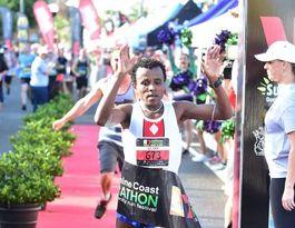 Marathon record breaker targets Olympic Games