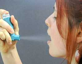 Asthma sufferers could be in for a rough spring