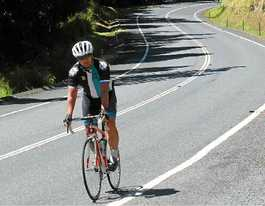 Ballina businessman cycling 550km to help sick children