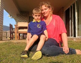 Boy, 5, pricked by needle put in new school shoe