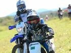 Family stays close through love of motorbikes