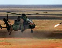 Army choppers conducting training on Downs today
