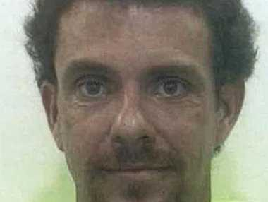 FOUND: Andrew Mark Roos was located in Bundaberg after being listed on Crimestoppers most wanted list as part of Operation Roam. Photo Contributed