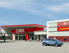 Coles and Liquorland coming to Glenvale