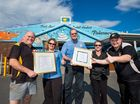 COFFS Coast seafood is the toast of NSW after the Coffs Harbour Fisherman's Co-op took out the Best Supplier (NSW) at the Fish Market Seafood Excellence Awards.