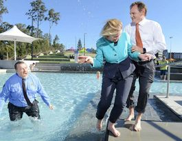 Water fun park to be known as Orion Lagoon