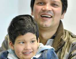 Father worried him and son will be deported to Nepal