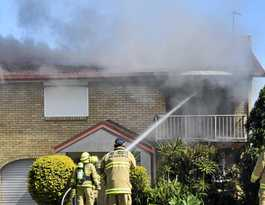 Fire damages family day care home