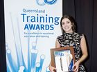 YEAR 12 student Hannah Briggs is in the running for the School-based Apprentice or Trainee of the Year Award