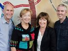 ENOVA: Founding partners l-r Steve Harris, Alison Crook, Melissa Mac Court and Patrick Halliday