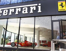 New Ferrari Brisbane Showroom